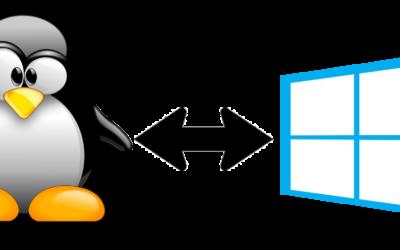Créer un partage de fichier Windows sur Linux